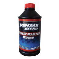Prime Blend Synthetic Brake Fluid – 12 oz.