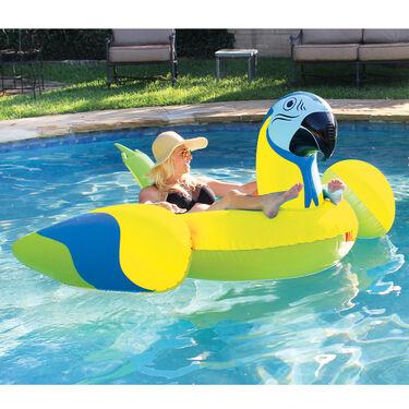Margaritaville Parrot Head Float, Yellow