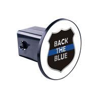 Trik Topz Back the Blue Hitch Cover