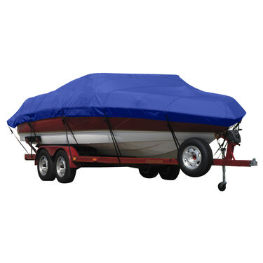 Sunbrella Boat Cover For Malibu Wake/Sunsetter VLX W/Swoop Tower Covers Platform