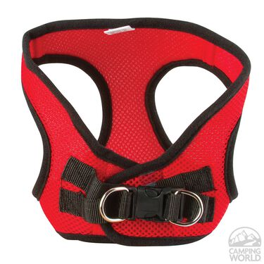 Medium Red Harness