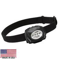 Princeton Tec Quad® II Intrinsically Safe LED Headlamp, Black