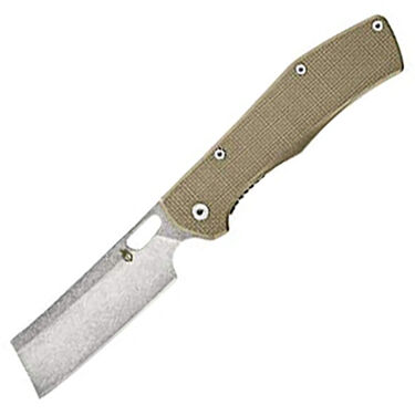 Gerber Flatiron Cleaver Folding Knife
