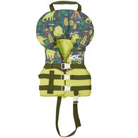 X20 Infant Closed-Sided Life Vest - Dinosaurs