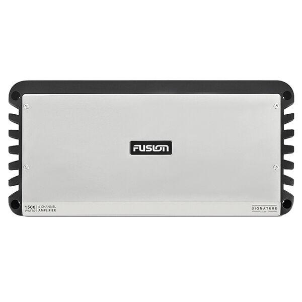 FUSION Signature Series 1500W - 6 Channel Amplifier - 24V