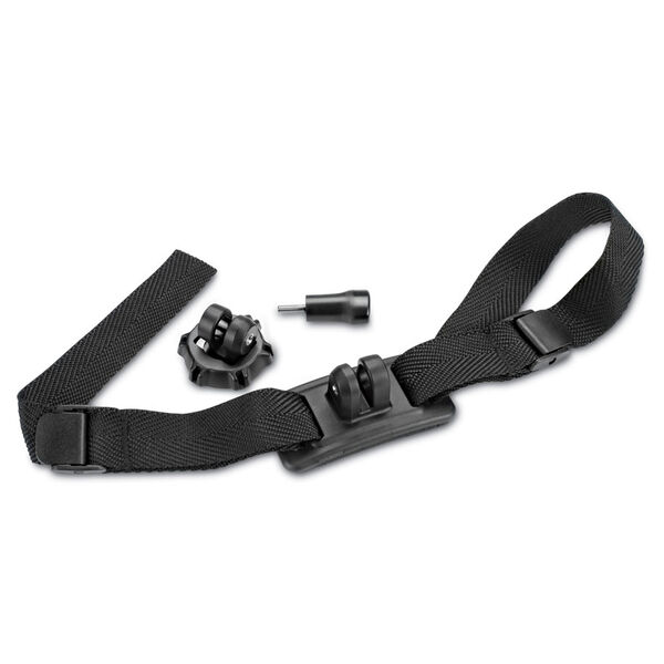 Garmin Vented Helmet Strap Mount For VIRB/VIRB Elite
