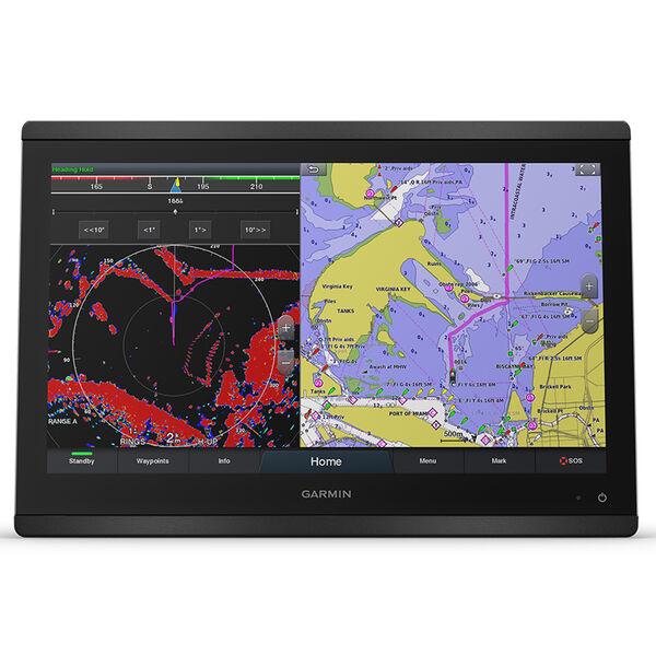 "Garmin GPSMAP; 8416 16"" Chartplotter w/Worldwide Basemap"