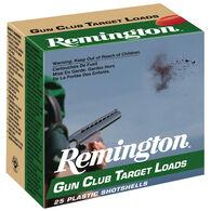 "Remington Gun Club Target Loads, 20-ga., 2-3/4"", 7/8-oz., #9"