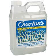 Overton's Heavy-Duty Fiberglass Hull Cleaner, 64 oz.
