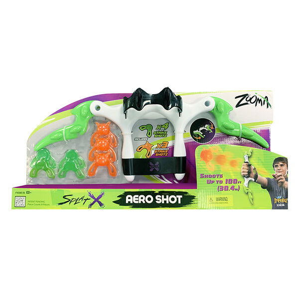 Zooma Sports Splat X Aero Shot