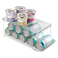 iDesign Fridge Bin Soda Holder