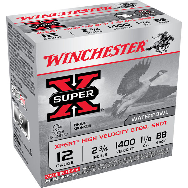 Winchester Xpert Hi-Velocity Steel Shotshell Ammo