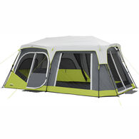Core Equipment 12 Person Instant Cabin Tent with Side Entrance