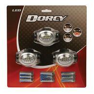 LED Headlight, 3-Pack