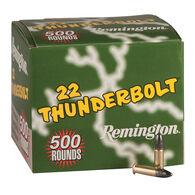Remington Thunderbolt Rimfire Ammo, .22 LR, 40-gr., LRN