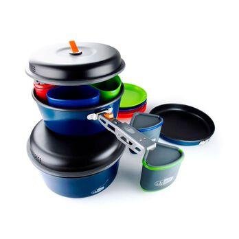 GSI Outdoors Bugaboo Camper Cookware Set