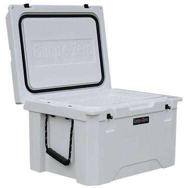 Camp Zero 40L Cooler, White