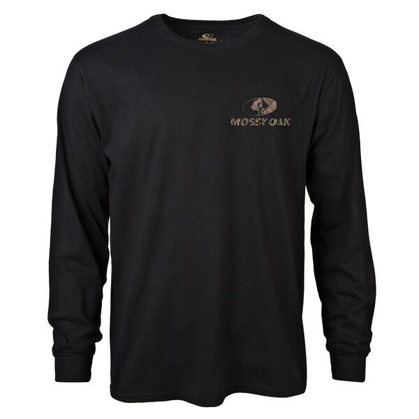 Mossy Oak Men's Classic Long Sleeve Tee