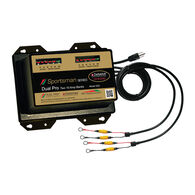SS2 Sportsman Series Battery Charger, Two 10 AMP Banks
