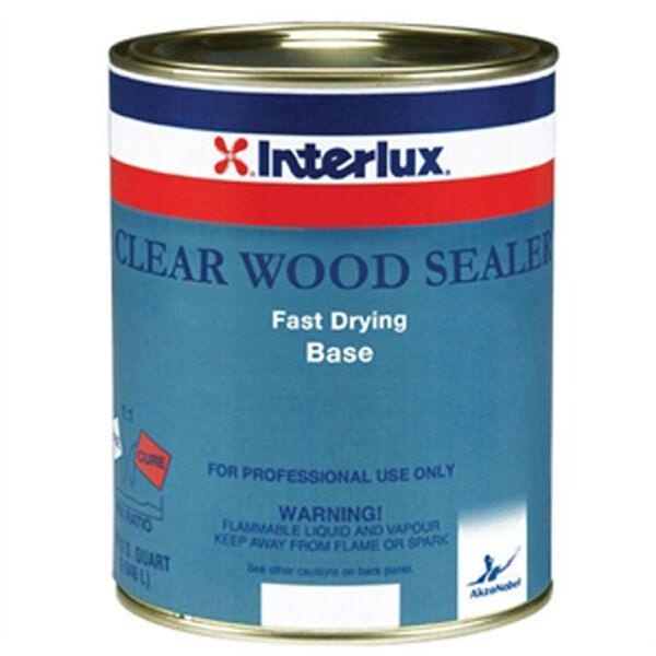 Interlux Clear Wood Sealer Base, Quart