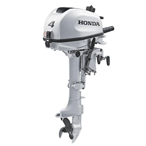 "Honda BF4 Portable Outboard Motor, 4 HP, 20"" Shaft"
