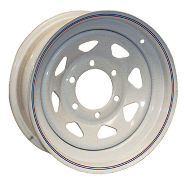 "Kenda Loadstar 5-Lug Spoke Galvanized Rim, 5.5"" x 14"""