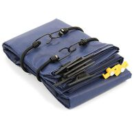 "RV Awning Shade Kit, 54""x 120"", Blue"
