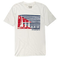 The Stacks Men's Overton's Regatta Short-Sleeve Tee