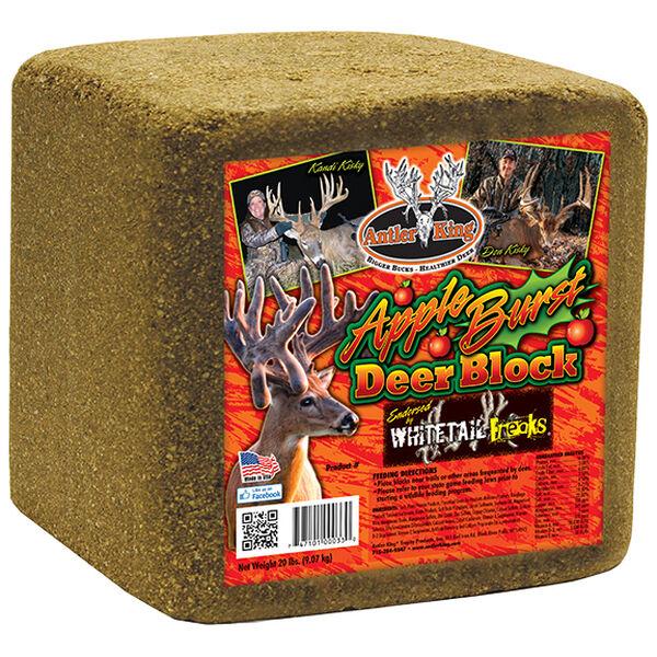 Antler King Apple Burst Deer Mineral Block