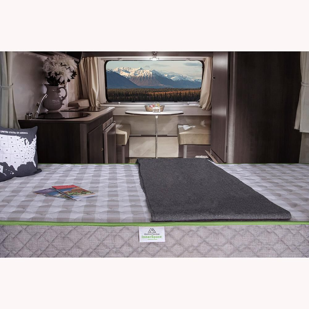 MotorHome InnerSpace Travel Comfort 5.5 RV Mattress-In-A-Box