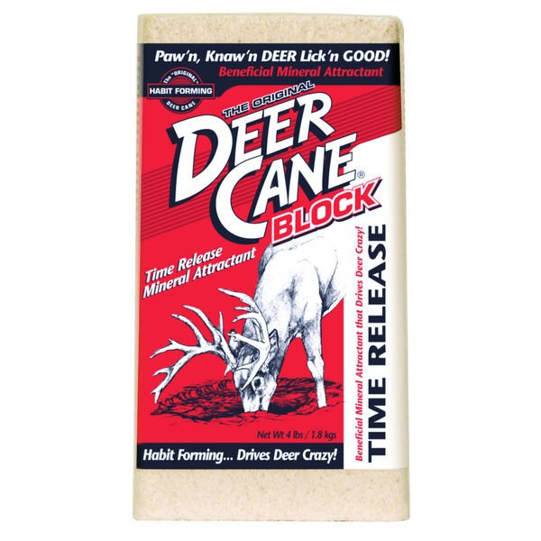 Evolved Habits Deer Cane Time Release Block, 4 lbs.