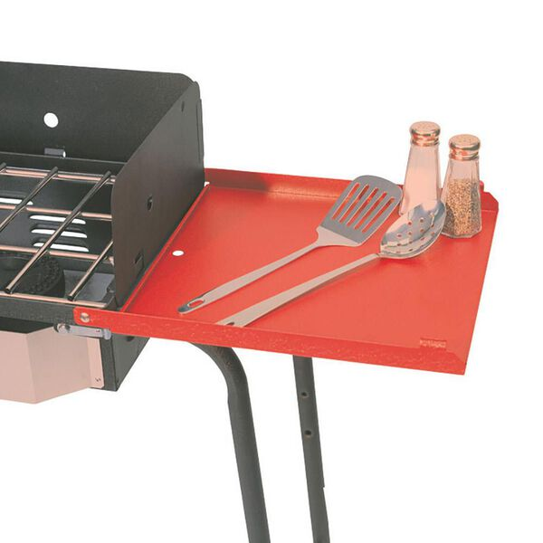 Deluxe Folding Side Shelf Set for Double Burners