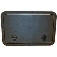 "DPI DPF Black Flush Series Door, 13"" x 20"""
