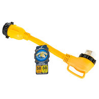 Camco PowerGrip Marine Dogbone Electrical Adapter
