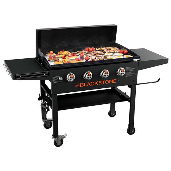 Blackstone 4-Burner Griddle Cooking Station
