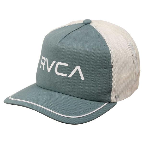 RVCA Women's Title Trucker Snapback Cap