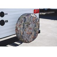 """Camouflage Spare Tire Cover, 31.25"""""""