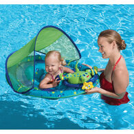 Baby Spring Float Activity Center With Canopy