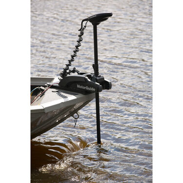 """MotorGuide Xi3 Freshwater Wireless Trolling Motor with Pinpoint GPS, 55-lb. 54"""""""