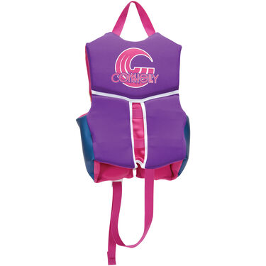 Connelly Child Classic Neoprene Life Jacket, pink