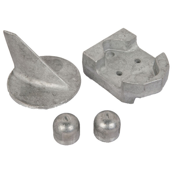 Sierra Aluminum Anode Kit For Mercury Marine Engine, Sierra Part #18-6150A