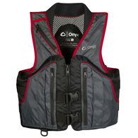 Onyx Deluxe Mesh Fishing Life Jacket