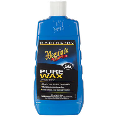 Meguiar's Boat/RV Pure Wax, 16 oz.