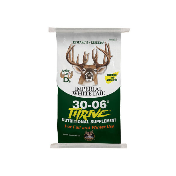 Whitetail Institute 30-06 Thrive Nutritional Supplement