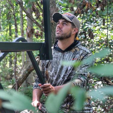 Habit Men's Piedmont Point Reversible Performance Hoodie