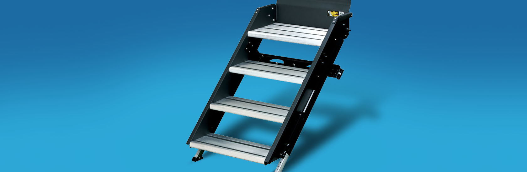 Shop Low Prices on RV Steps & Ladders