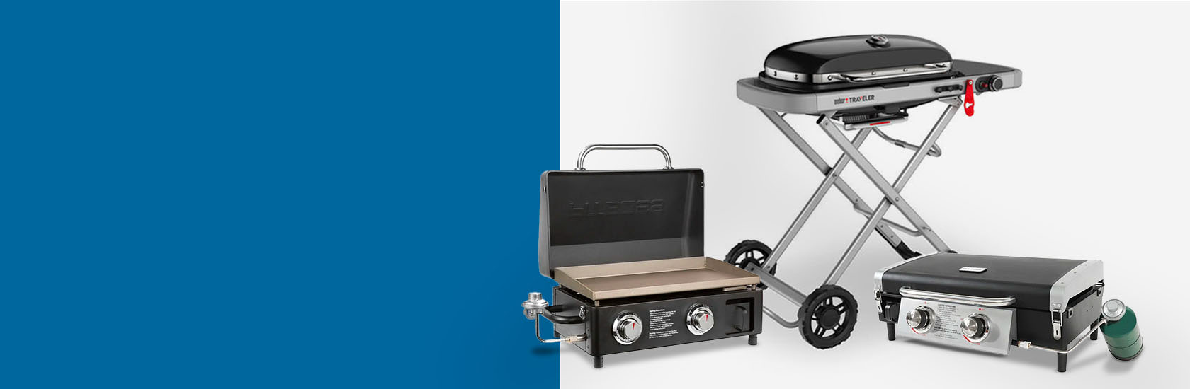 Sizzling Savings! Up to $60 off Grills & Griddles