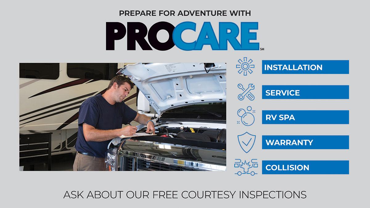 Prepare for Adventure with ProCare