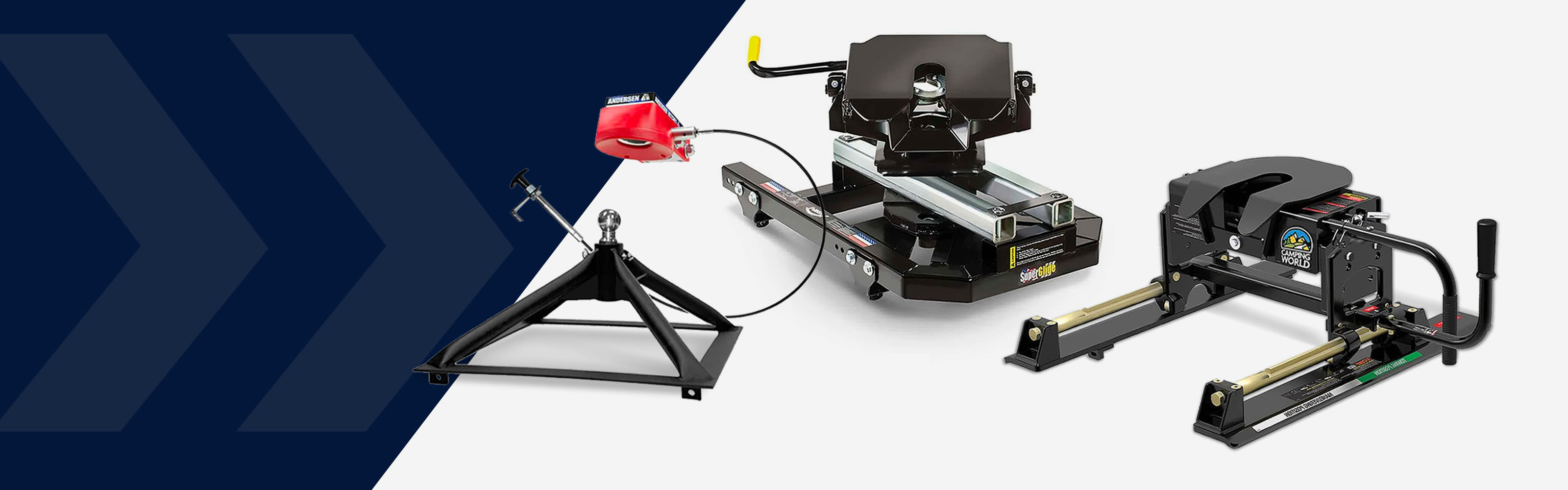 Save up to $200 on Fifth Wheel Hitches!