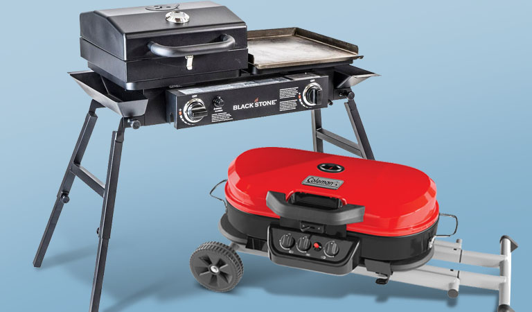 Widest Selection of Portable Grills & Smokers